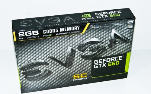 The NVIDIA GTX 660 Launch Review Featuring EVGA's Superclocked Edition