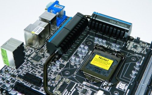GIGABYTE GA-Z77X-UP5-TH ATX Motherboard Review