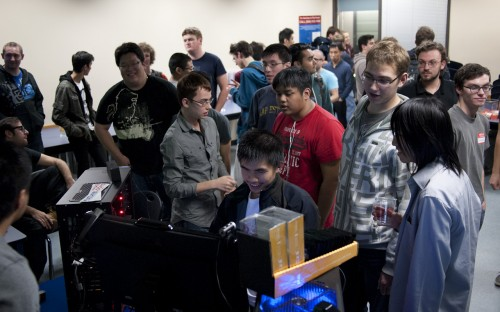 Futurelooks Hits the BCIT Student Association Fall 2012 LAN Party