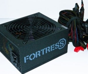 Rosewill Fortress 750Watt 80PLUS Platinum ATX Power Supply Review