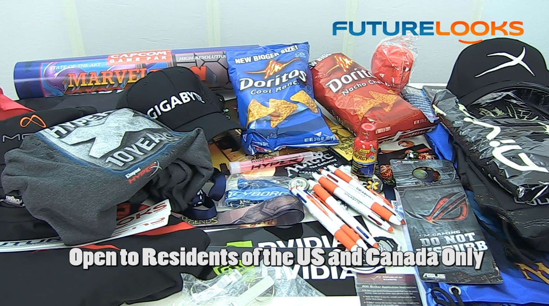 So Who Won the EPIC PAX Prime 2012 Swag Giveaway Presented by Futurelooks and MEGATechNews?