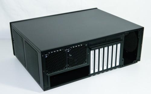 Fractal Design's NODE 605 Home Theatre PC Enclosure Reviewed