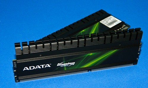 ADATA XPG Gaming Series V2.0 2400MHz 8GB DDR3 Memory 3