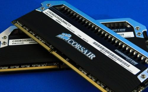 Corsair Dominator Platinum 2666MHz 8GB Memory 2