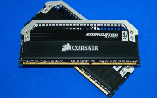 Corsair Dominator Platinum 2666MHz 8GB Memory 3