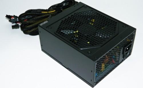 Rosewill Tachyon 1000 Platinum Modular Power Supply 6