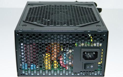 Rosewill Tachyon 1000 Platinum Modular Power Supply 7