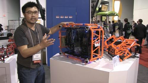 CES 2013 Video Coverage – Episode Three – NZXT, InWin, ANTEC, ADATA, Rosewill and Silverstone