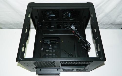 Coolermaster HAF XB Tech Station Review 10