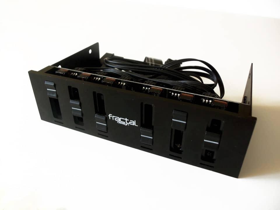 Fractal Design's Adjust 108 Fan Controller Review