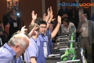 CES 2013 Flashback - The 15th Annual Tiger Direct Charity PC Race (Video)