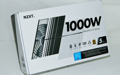 NZXT HALE90 V2 1000 Power Supply Review 3