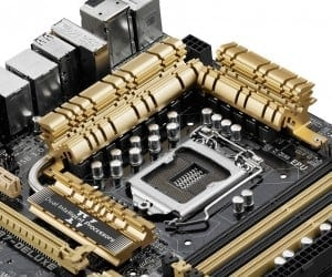 "ASUS Shows Off New Z87 ""Haswell"" Motherboard Lineup"