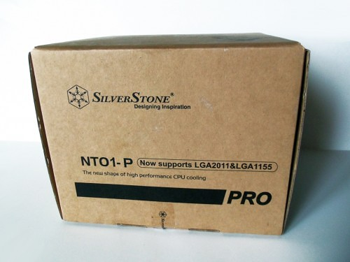 SilverStone NT01-PRO CPU Cooler Review