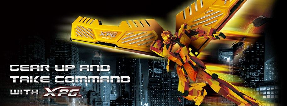 ADATA Launches the Fastest DDR3 Memory Kits to Date at 3100MHz