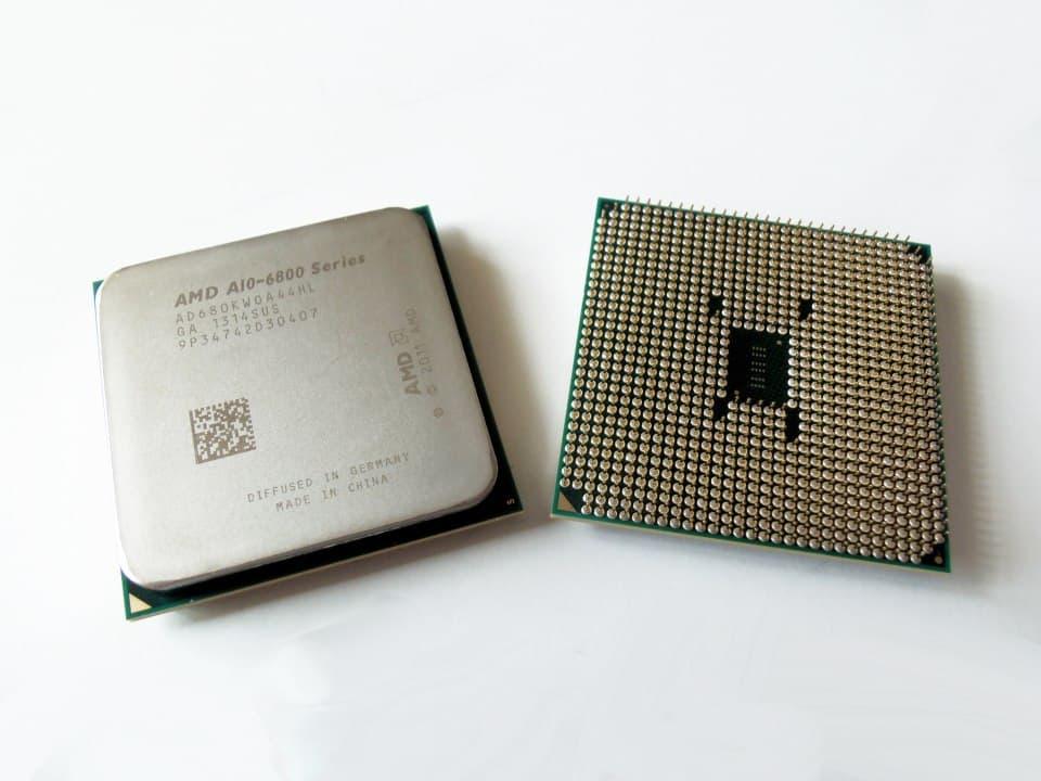 AMD's Richland APUs - ...