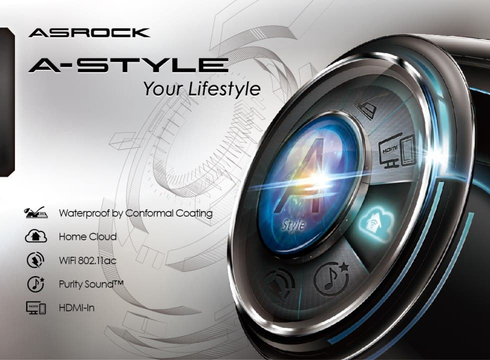 COMPUTEX 2013 - ASRock is Bringing All their New Toys to the Show!