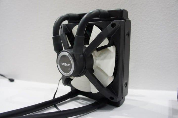 COMPUTEX 2013 - Antec Updates Entire Kühler H2O Liquid Cooler Series