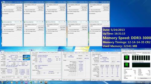 COMPUTEX 2013 - G.Skill Releases World's Fastest RAM