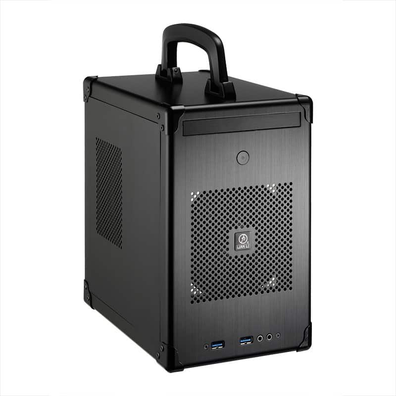 TU100 - Lian-Li's Even More Compact Briefcase Style Computer Chassis