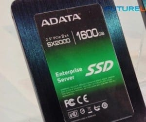 COMPUTEX 2013 Video Flashback - ADATA Technology Shows Off Chameleon RAM and Massive SSDs