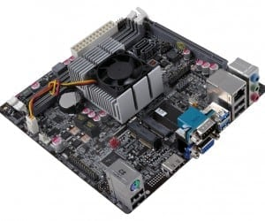 ECS Launches Their First AMD Kabini Motherboard