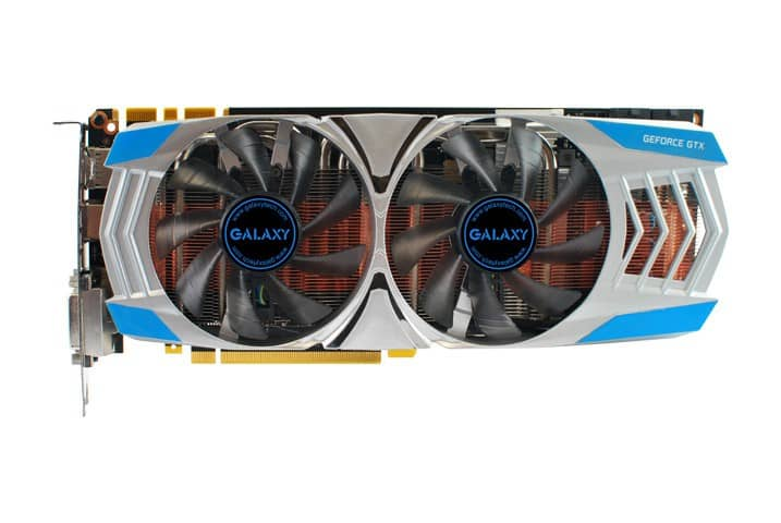 Galaxy Shoots for the Stars with NEW GeForce GTX 780 GC Edition