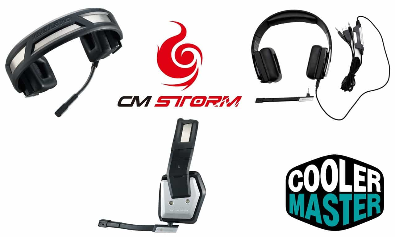 Cooler Master Wants You to Get Loud with the New CM Storm Pulse-R Headset