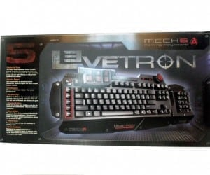 The AZiO Levetron Mech 5 Mechanical Gaming Keyboard Reviewed
