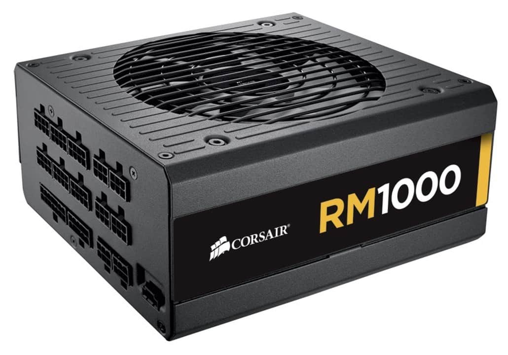 The Corsair RM Series Offers Ultra-Quiet Performance and New Features At Affordable Prices