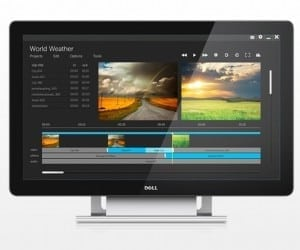 Dell Brings Reasonably Priced Windows 8 Touch-Screen Monitors to Market