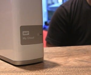Western Digital My Cloud - Easy to Deploy Personal Cloud Storage For Everyone (Video)