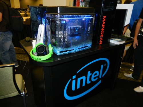 PAX Prime 2013 - Intel SSD Overclocking and Here's How It's Done (Video)