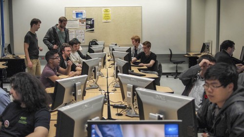 The 2013 BCITSA Fall LAN Party Breaks All Attendance Records