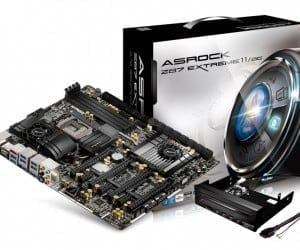 The ASRock Z87 Extreme11/ac - A Fine Line Between Power and Overkill?