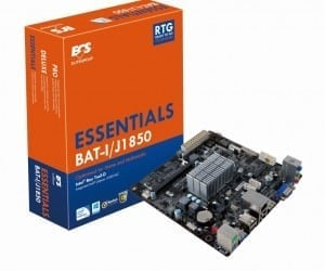 "ECS Launches Intel Bay Trail ""Ready-to-Go"" Series mITX Motherboards"