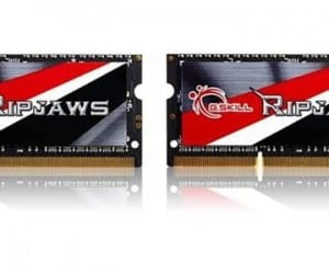 New G.Skill Ripjaws SO-DIMM Memory Kits Drop Voltages and Increase Clock Speeds for Higher Performance