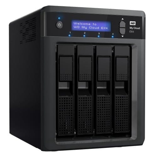 The WD My Cloud EX4 - The Personal Cloud that Power Users Were Looking For