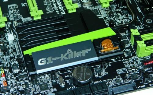 GIGABYTE G1-Killer Sniper 5 Z87 Gaming Motherboard Reviewed