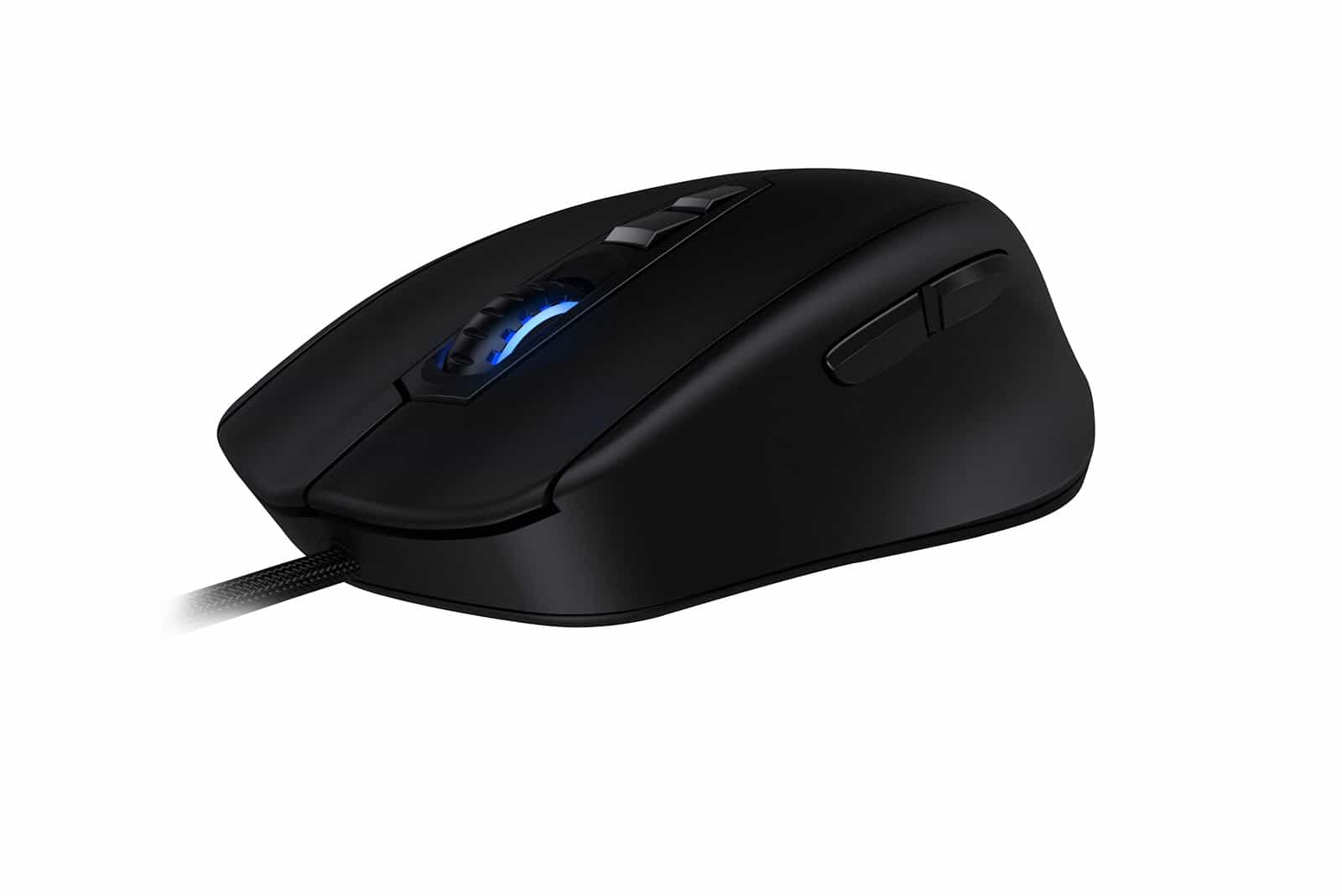 The MIONIX NAOS 7000 Gaming Mouse - Smooth Movement in the Palm of Your Hand