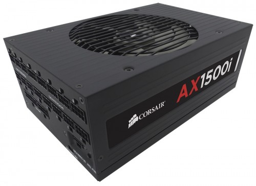 CES 2014 - Corsair Goes for Overkill with New 1500 Watt PSU