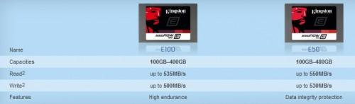 Kingston E50 240GB Enterprise SSD 13