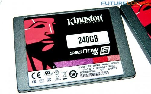 Kingston E50 240GB Enterprise SSD 4
