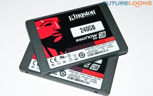 Kingston E50 240GB Enterprise SSD 9