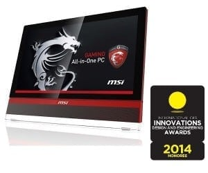 MSI's Pre-CES 2014 Release Unveils a Range of Drool Worthy Products