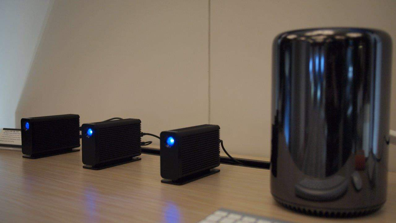 CES 2014 - LaCie Little Big Disk Thunderbolt 2 is the Fastest Portable Storage on the Planet