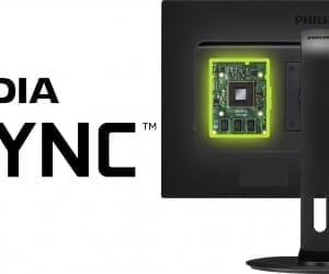 """CES 2014 - Philips Embraces NVIDIA G-Sync in New 27"""" Gaming Monitor"""