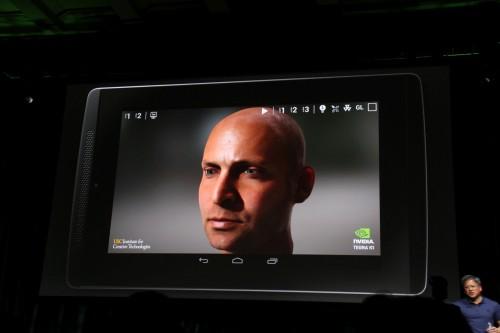 CES 2014 - NVIDIA Tegra K1 Brings Photo-Realistic Rendering Everywhere
