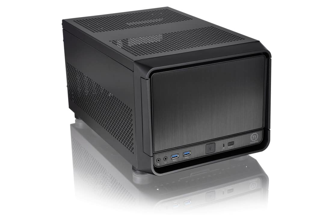 Thermaltake adds Micro-ATX Case to the Sexy Urban Case Series