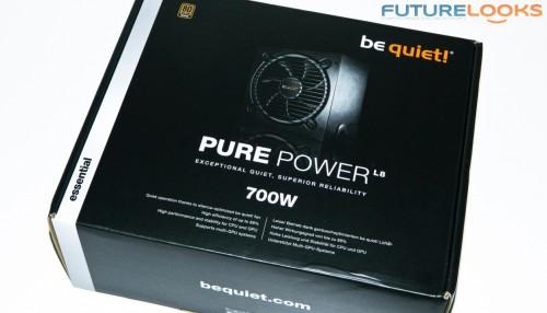 BeQuiet! Pure Power 700 Watt Power Supply 2